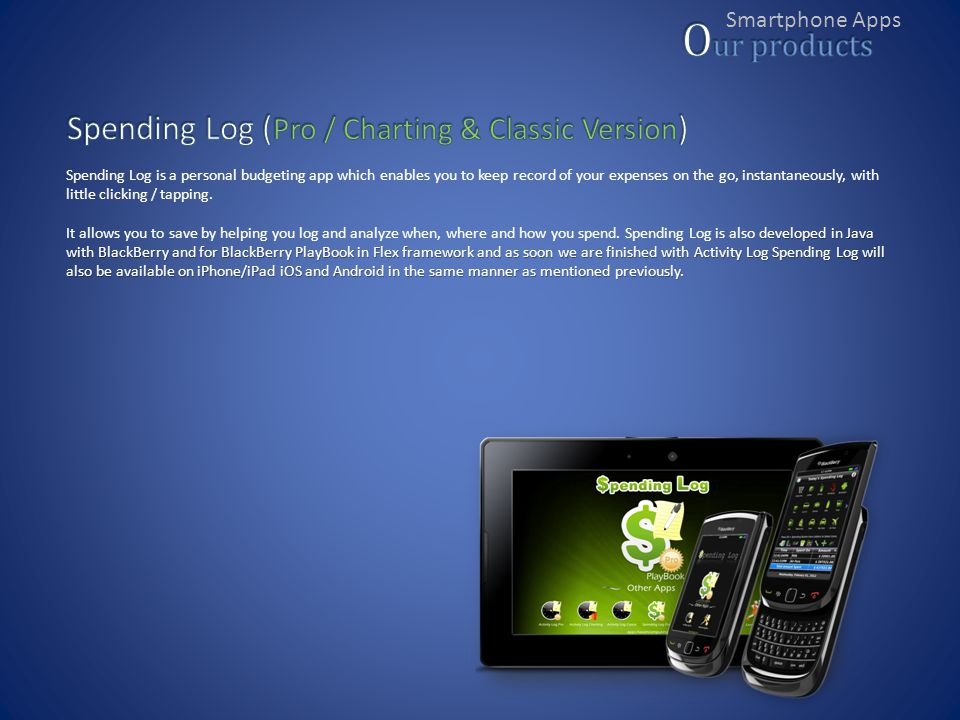 KNYSYS  Smartphone's Apps Products & Development W e have a