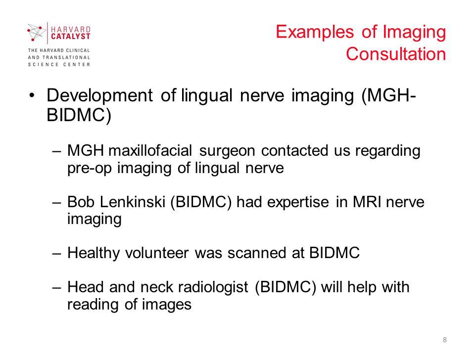 Overview of the Harvard Catalyst Imaging program Randy Gollub,MD,PhD