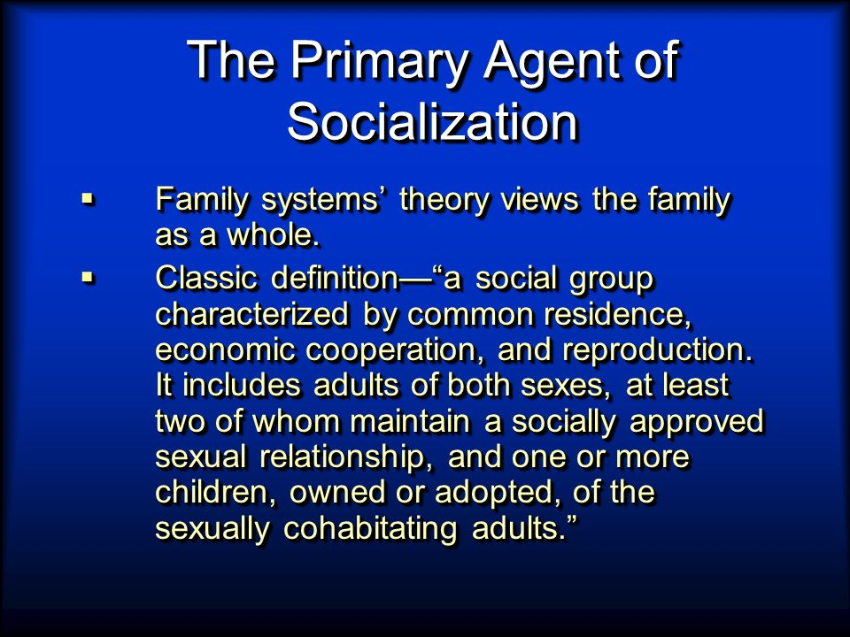 Sexual socialization definition