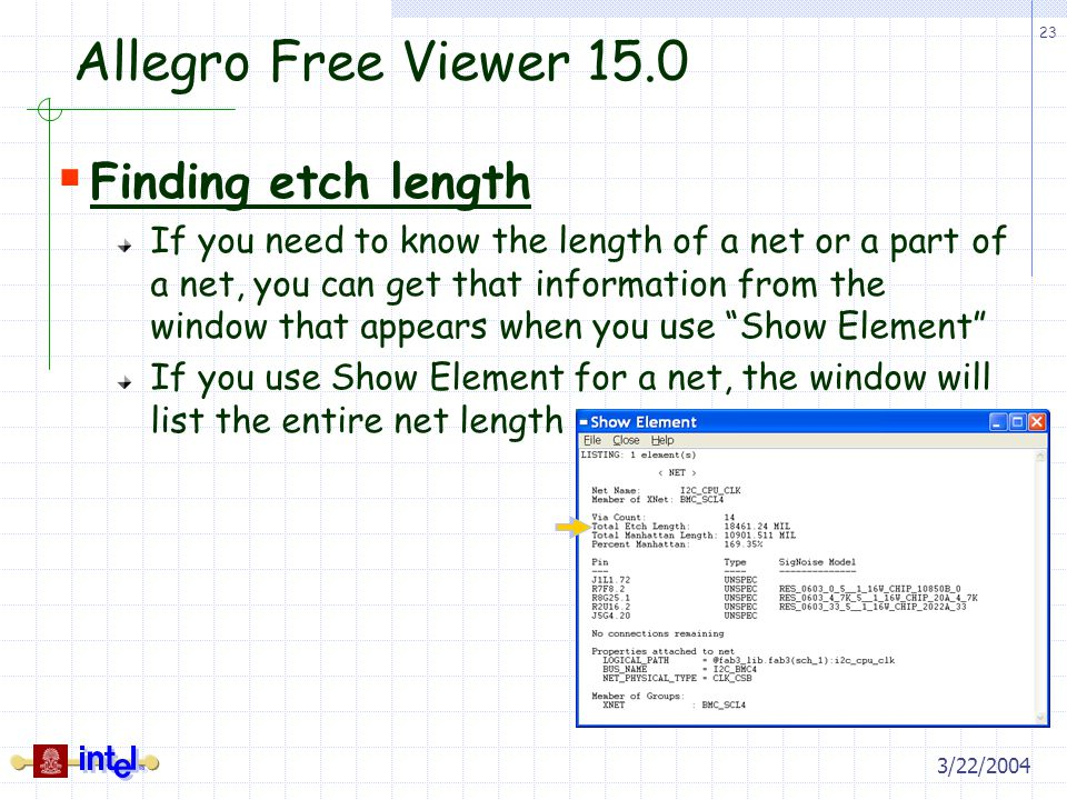 1 3/22/2004 Allegro Free Viewer 15.0  Installation Download from ...