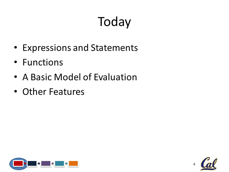 CS61A Lecture 2 Functions and Applicative Model of