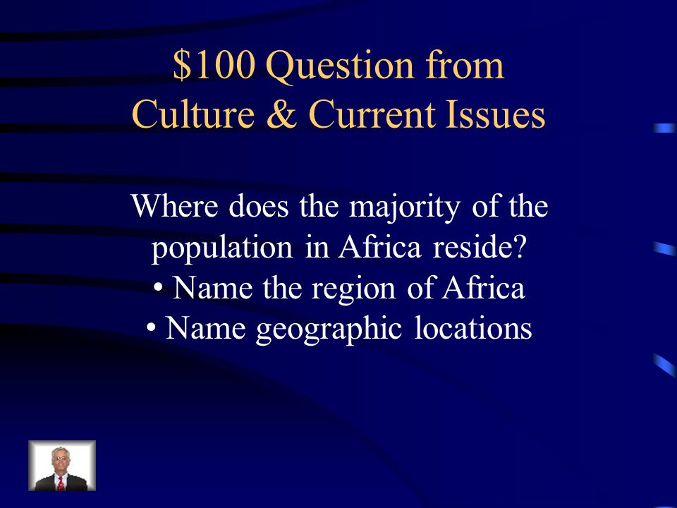 $500 Answer 1.South Africa 2.Nigeria