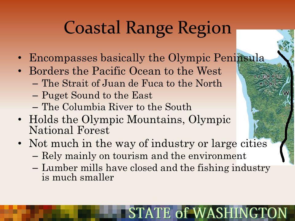 Washingtons regions topic 1 the regions coastal range region 3 coastal publicscrutiny Gallery