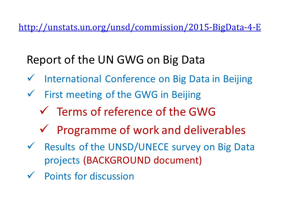 big data international group