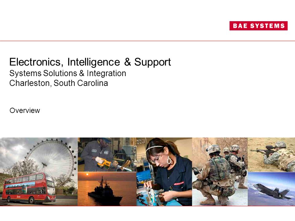 Electronics, Intelligence & Support Systems Solutions & Integration ...
