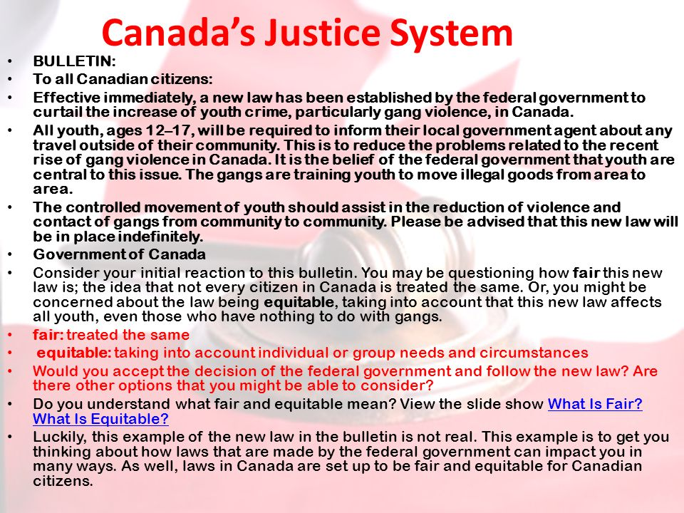 marginalization aboriginals canadian justice system Today's canadian criminal justice system is becoming more  a viable alternative for incarcerated aboriginal peoples in  poverty line as non-aboriginals,.