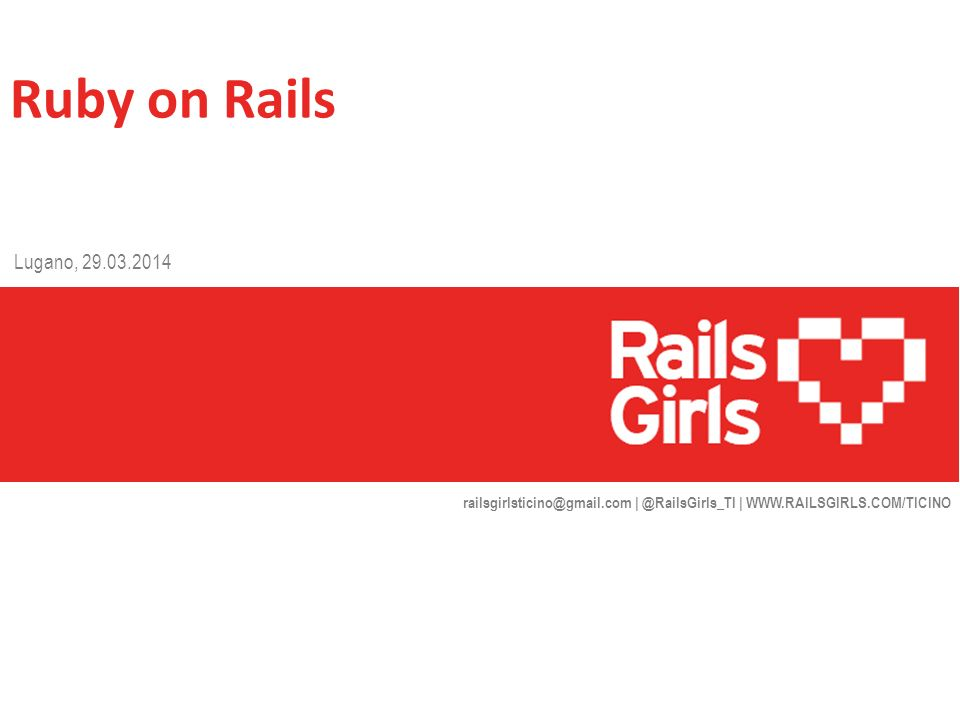Introduction to ror ruby on rails ppt download.