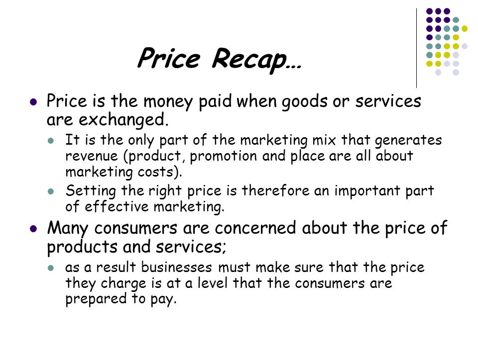 importance of price elasticity of demand to consumers