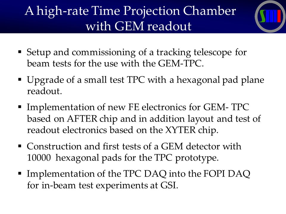 A high-rate Time Projection Chamber with GEM readout  Setup and commissioning of a tracking telescope for beam tests for the use with the GEM-TPC.