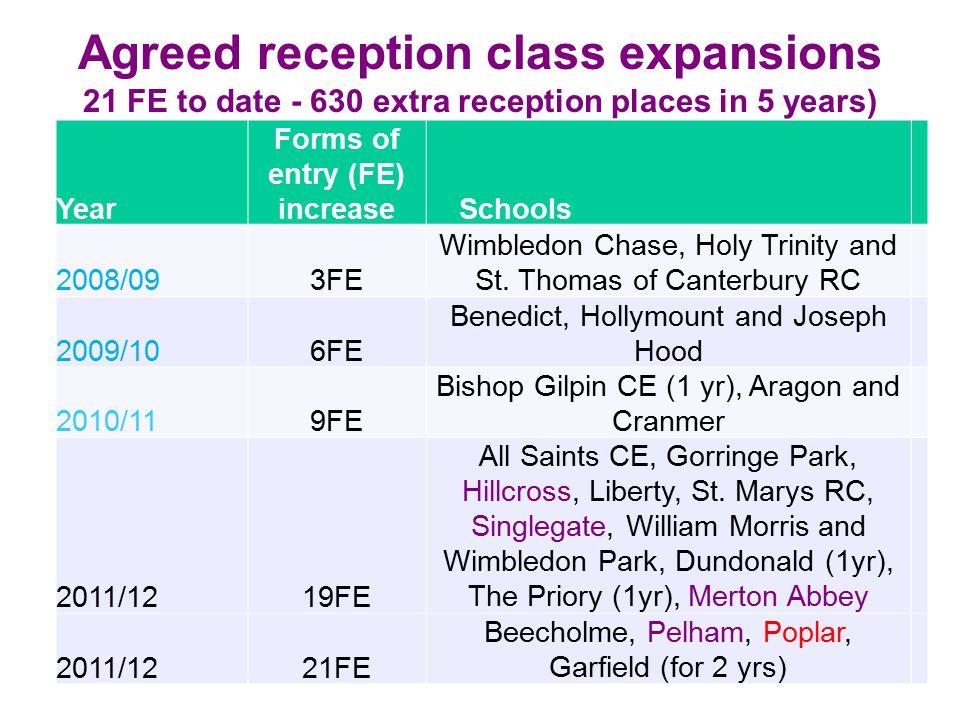 LB Merton primary school expansion programme Poplar Primary