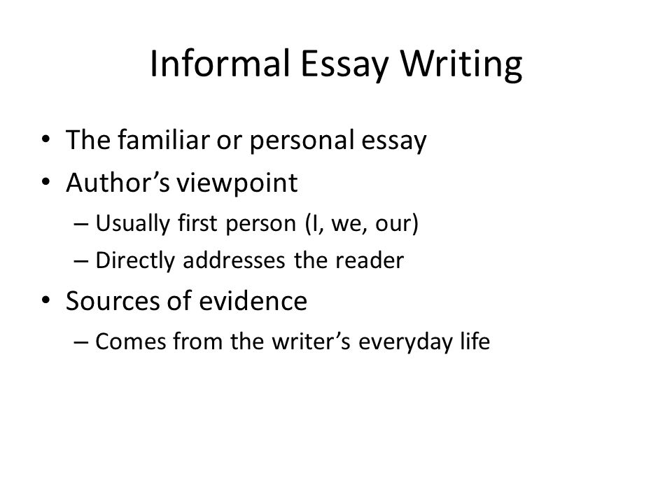 Apa Style Essay Paper  Essay Tips For High School also Writing Essay Papers Writing An Informal Persuasive Essay Remember This Is Not  What Is Business Ethics Essay