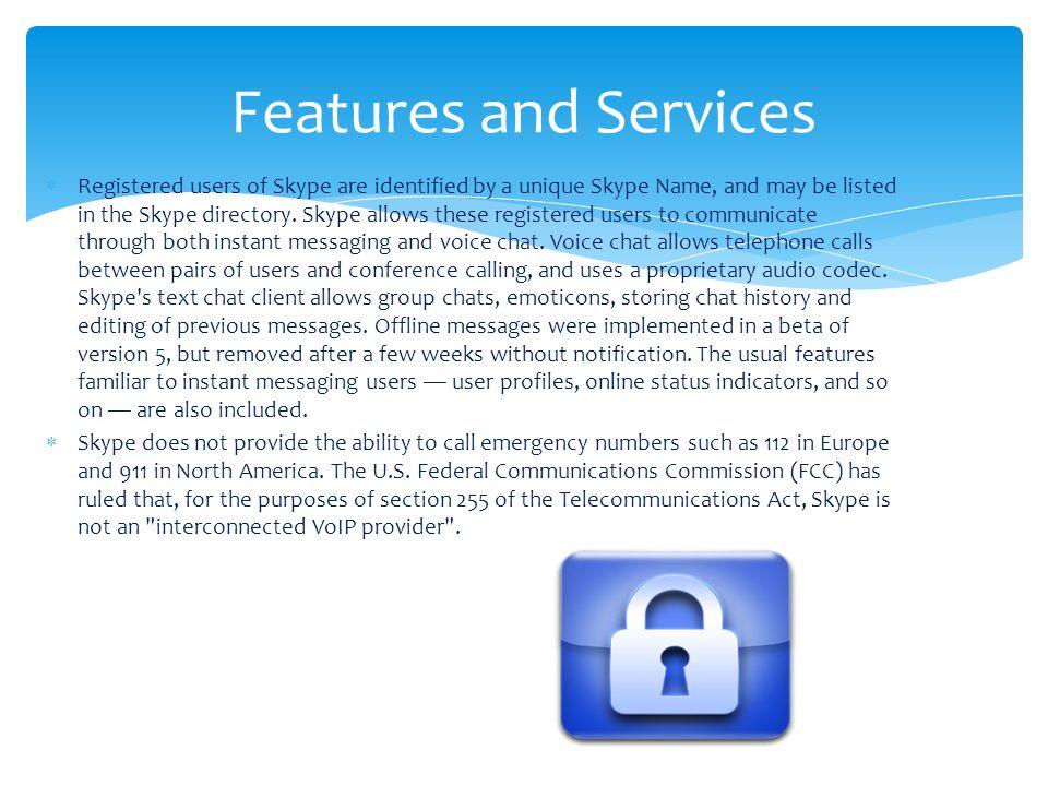 Skype Presentation By Dallas Brezina Skype is a software