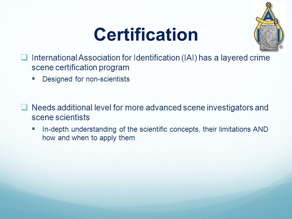 an introduction to crime scene forensics philosophy and practice rh slideplayer com