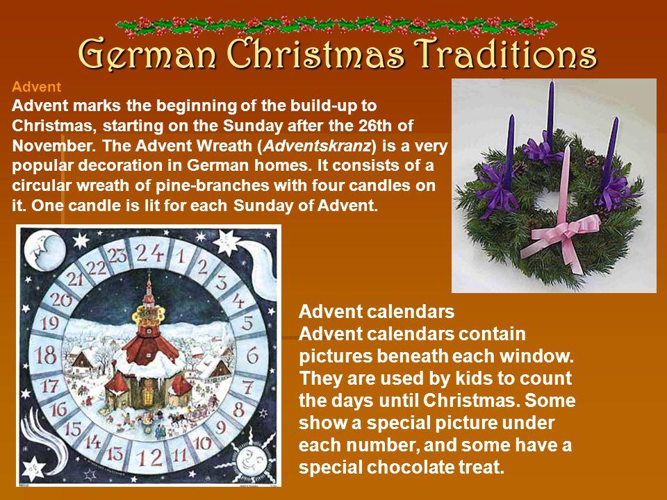 7 german christmas traditions