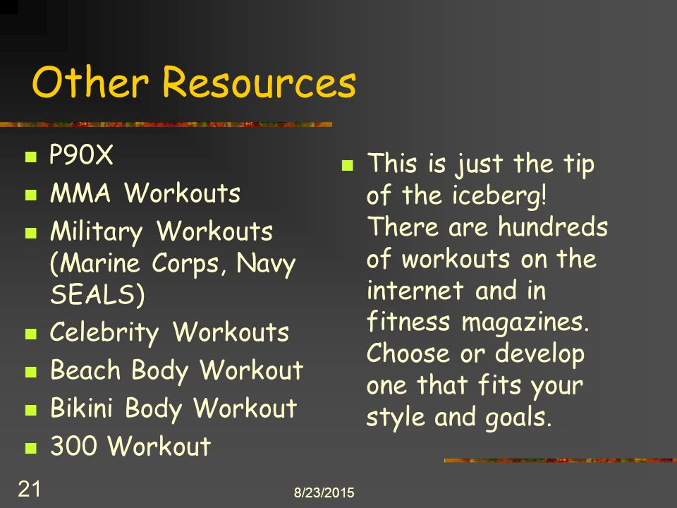 Strength, Tone, & Edurance Training Fitness /23/ Frequently Asked