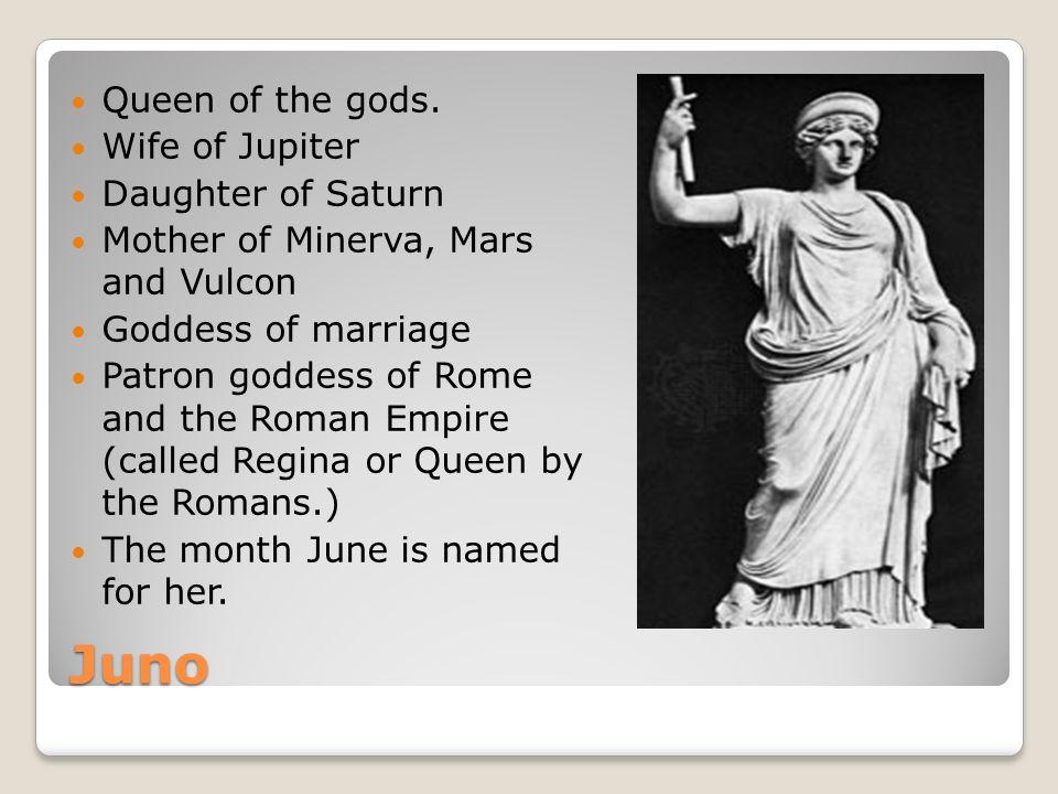 Juno Queen Of The S