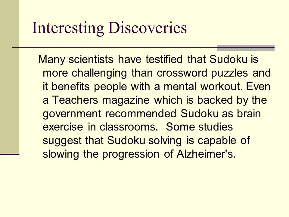 mathematical methods in solving sudoku puzzles by cory trenkamp