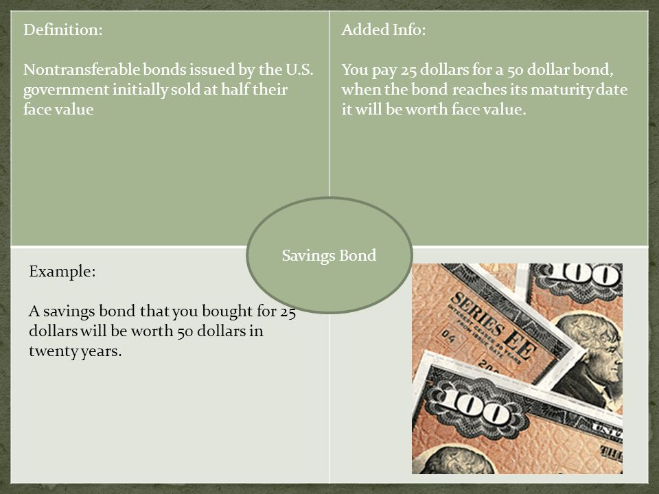 savings bond contest essay Savings bonds have many advantages for investors bonds are available through payroll savings plans in many private companies and other organizations they also can be purchased through many financial institutions for a minimum investment of $25 for a $50 bond savings bonds are safe.