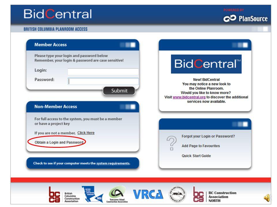 3 bidcentral online bidding