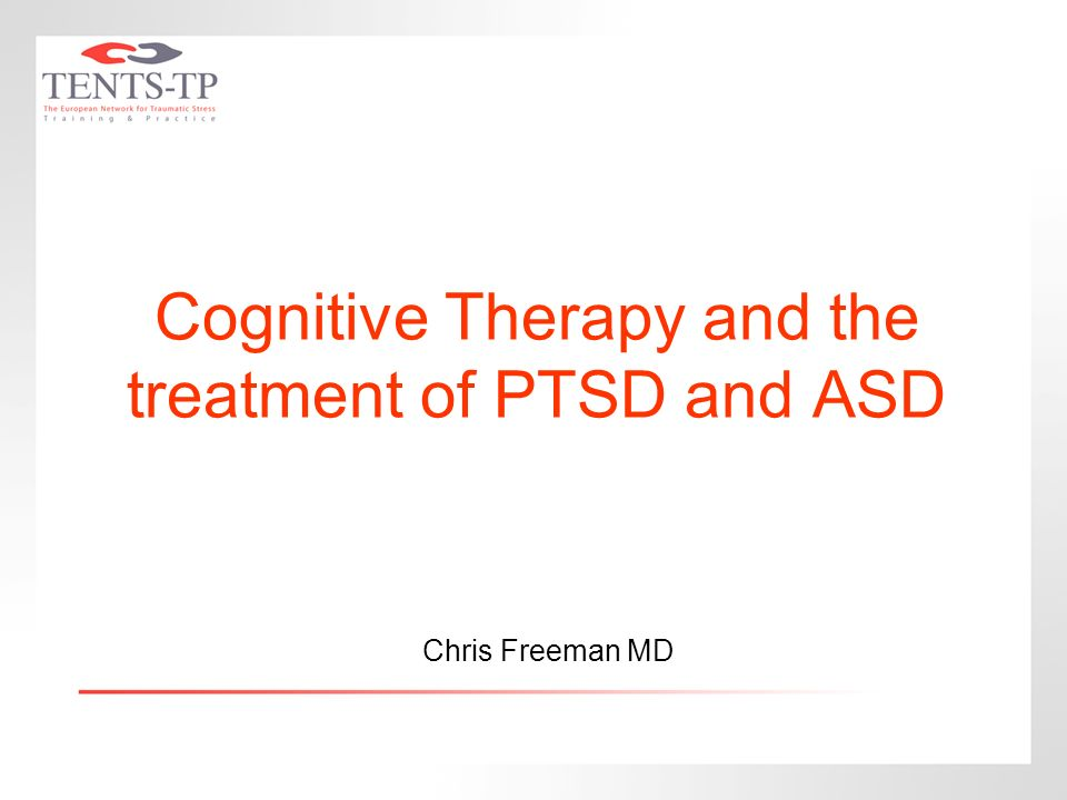 The European Network for Traumatic Stress Training