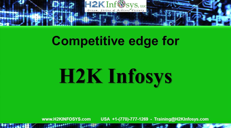 H2K INFOSYS USA +1-(770) ppt download