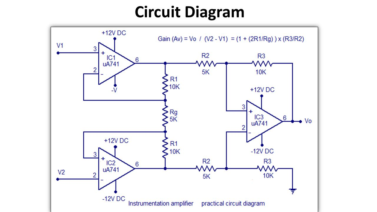 Strange Differential Amplifier With High Input Resistance Is Used In Wiring 101 Capemaxxcnl