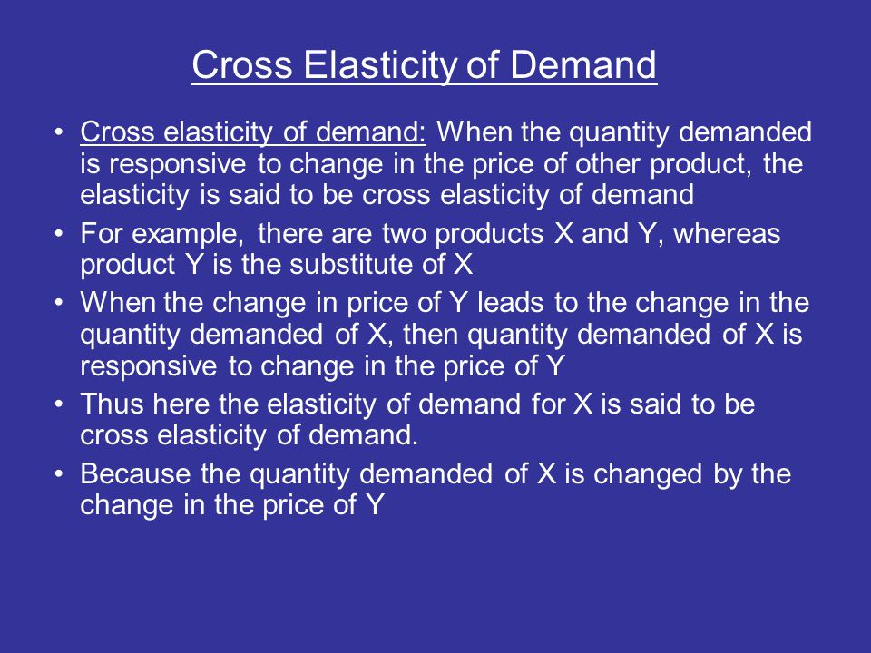 Chapter 3 Elasticity Importance And Its Practical Use In