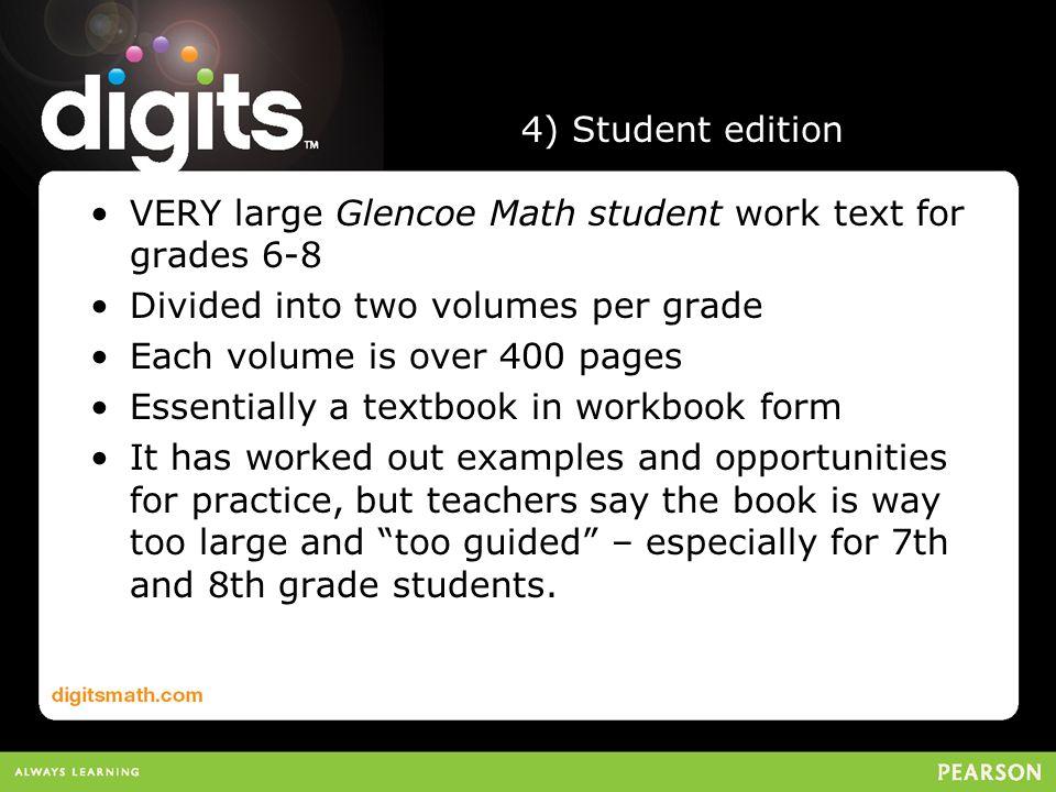 Glencoe Math Grade 6 Online Textbook