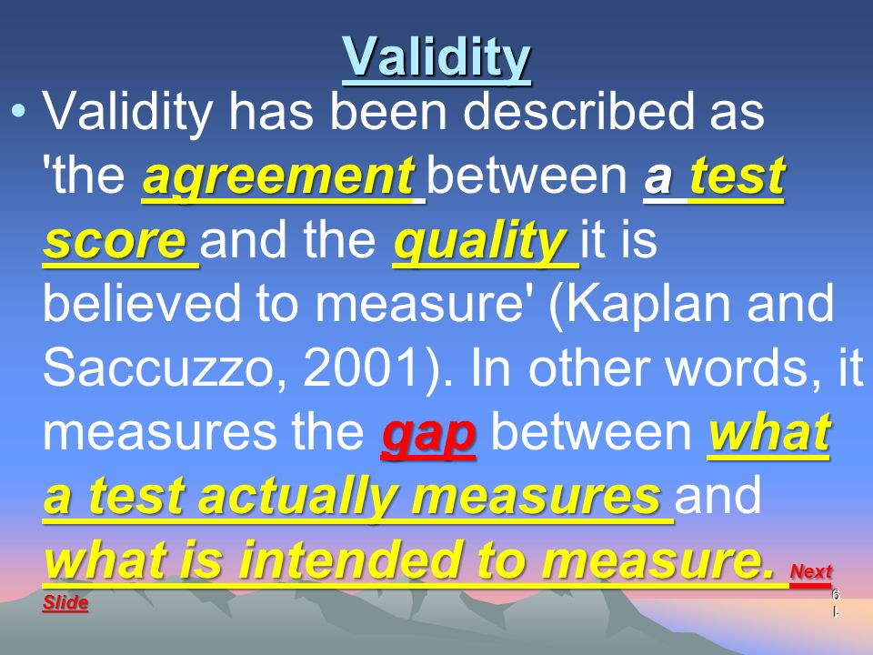 1 CHAPTER 9 Reliability Coefficient for Criterion Referenced Tests