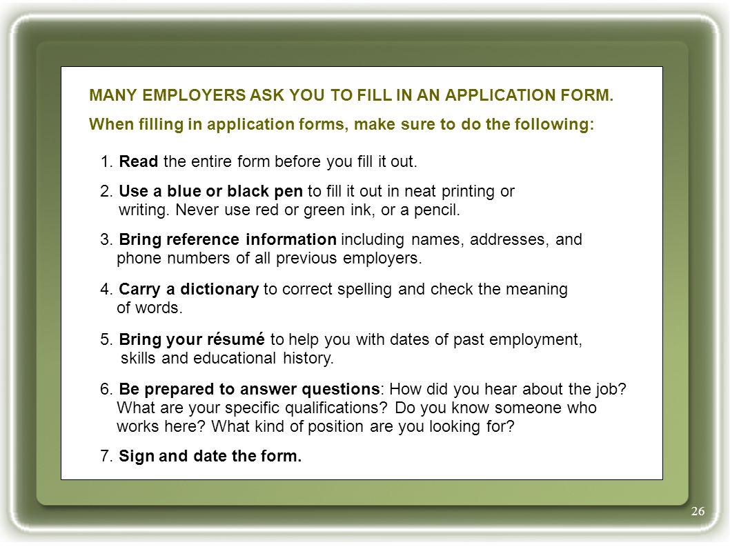 1 Liaison College : 2007 CAPS Student Manual Slides Forms. - ppt ...