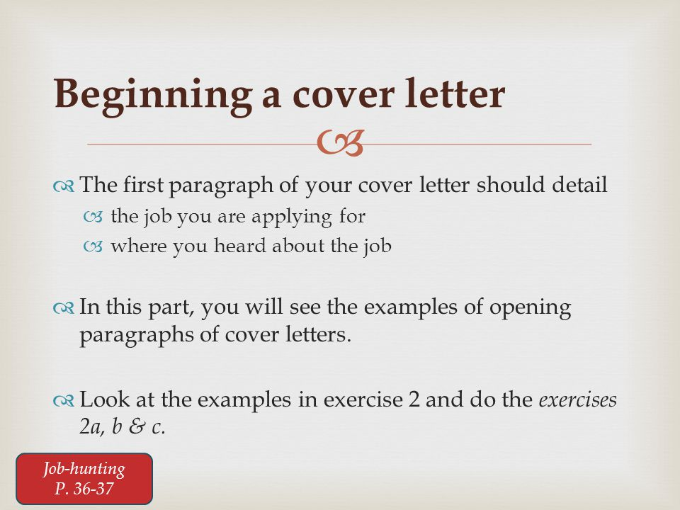 Professional munication Skills Effective Cover Letters ppt
