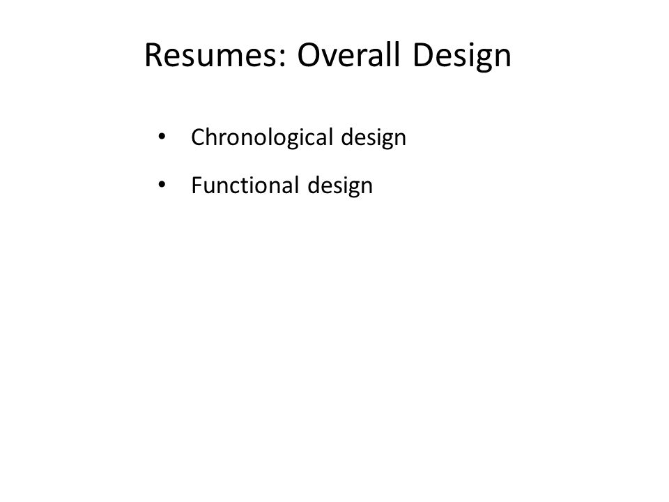 Writing To Get An Engineering Job Resume Curriculum Vitae