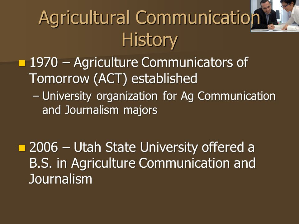 history of agriculture communication agriculture communication and