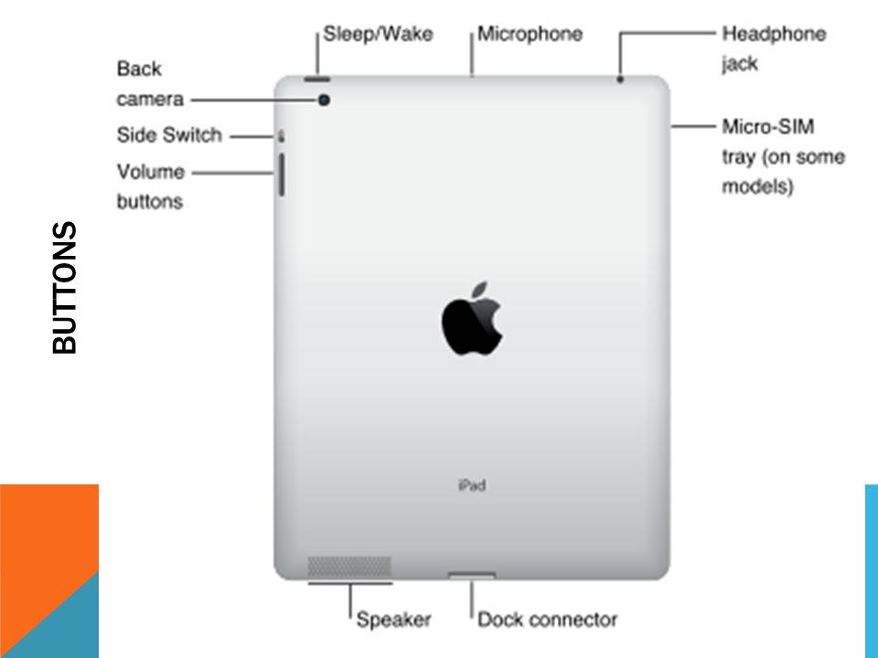Basic Ipad Setup Online Apple Ipad Manual Buttons Ppt Download