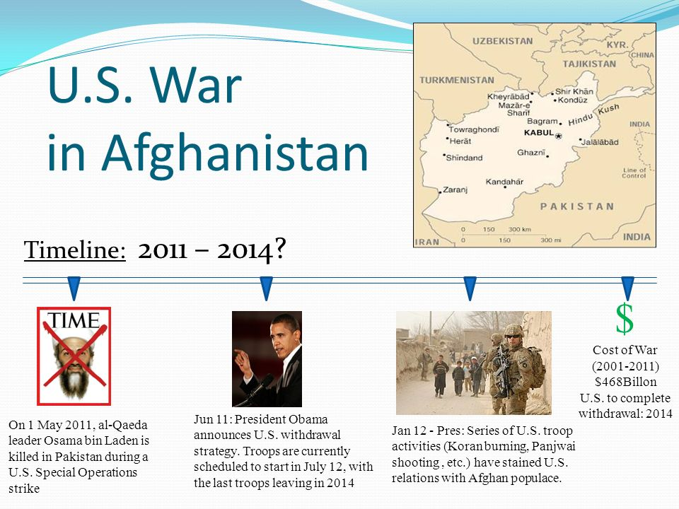 overview understand the events and timeline of the u s involvement