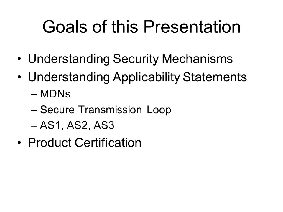 Secure Data Transmission EDI-INT AS1, AS2, AS3 Kevin Grant