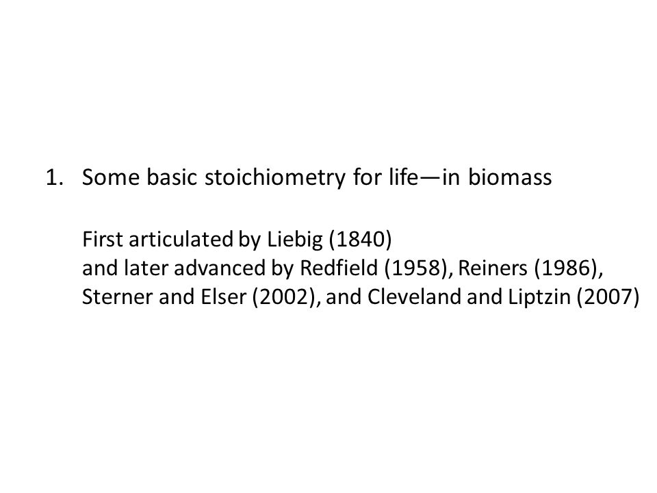 biogeochemistry schlesinger william h