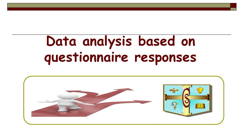 Data analysis based on questionnaire responses