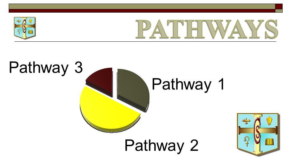 Pathway 1 Pathway 2 Pathway 3