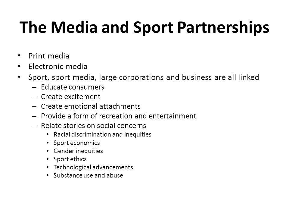economics of print and electronic media