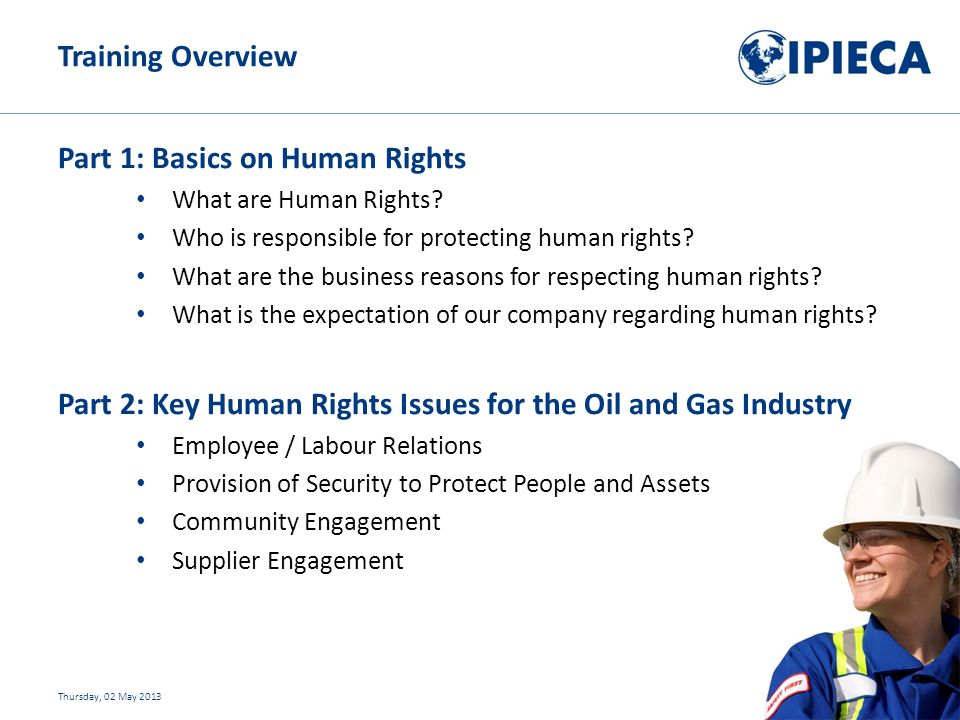 Part 1: Basics on Human Rights What are Human Rights.