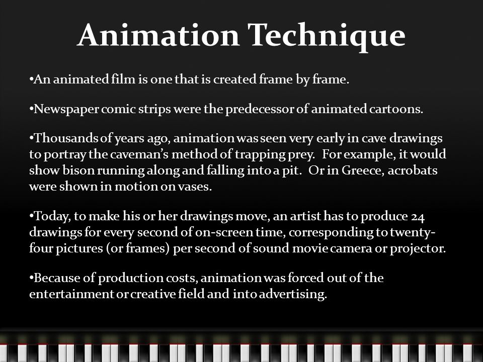 Early American Animated Film What is an animated film? - ppt download
