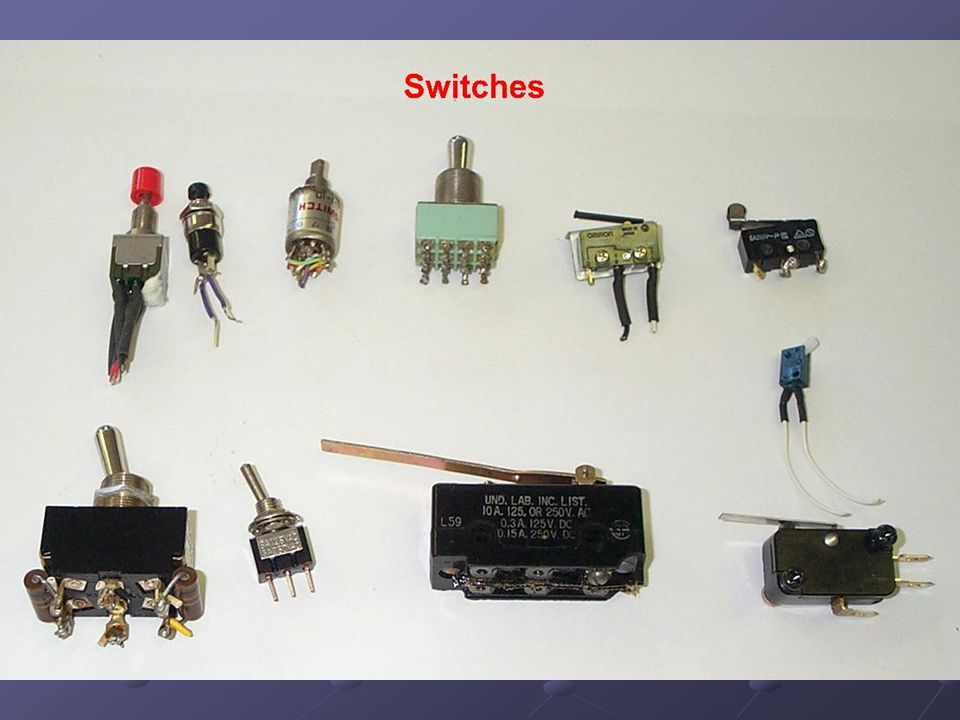 Basic Electronics Concepts & Components Frank Shapleigh