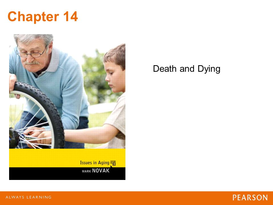 Chapter 14 Death and Dying