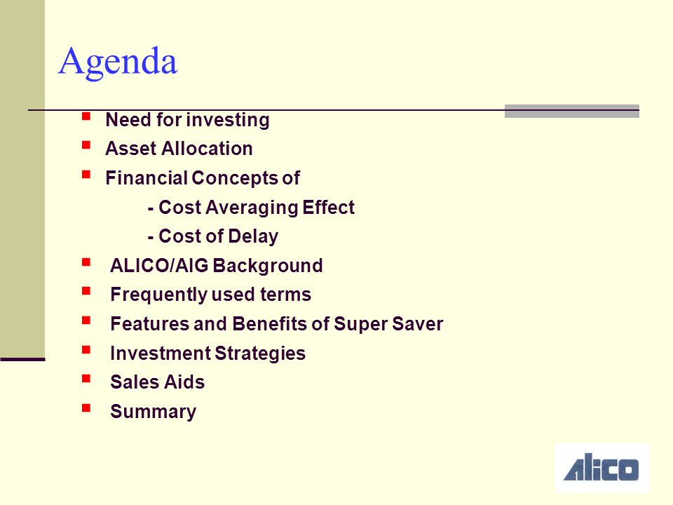 1 Super Saver Solution to Address Your Financial Needs  - ppt download