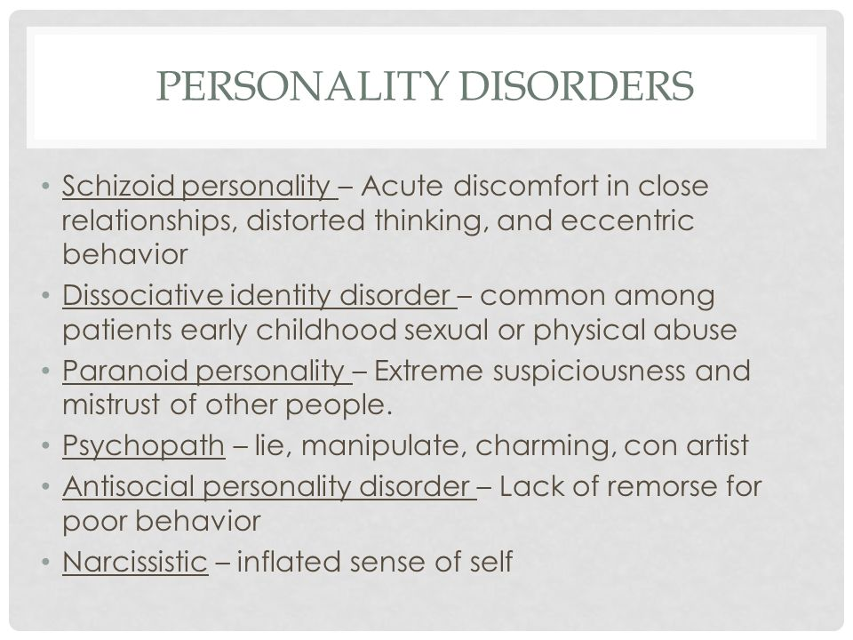 TEST REVIEW WHAT TO STUDY… PSYCHOLOGICAL DISORDERS & THERAPY  - ppt