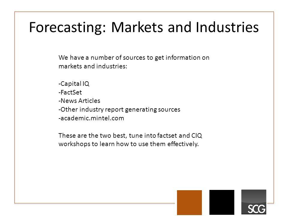 Strategic Capital Group Workshop #6: DCF Modeling  - ppt