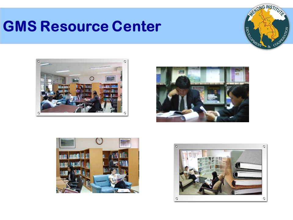 GMS Resource Center