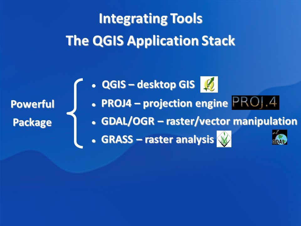Kurt Menke, GISP FOSS for Geospatial Unit Two  What's Out