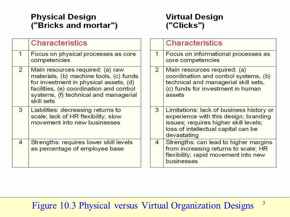 virtual organization example